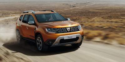 All-new Dacia Duster rolls into SUV town