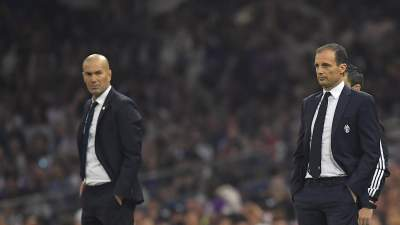 Real Madrid coach Zinedine Zidane heads Federation Internationale de Football Association coach award shortlist