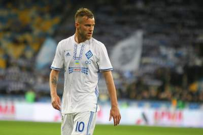 Borussia Dortmund sign £23m Andriy Yarmolenko as Ousmane Dembele replacement