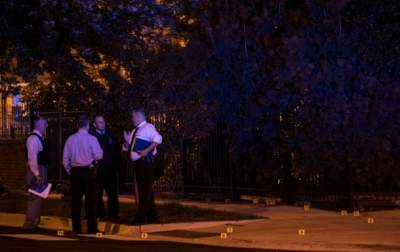 Shot, 1 Fatally, in Mass Shooting Blocks From CPD Headquarters