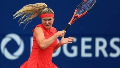 Wozniacki ends Stephens´ run to reach Toronto final