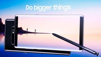 The Galaxy Note 8's S Pen has new pen powers, including translation