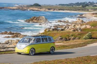 Buzzworthy: VW Confirms ID Buzz Van for 2022