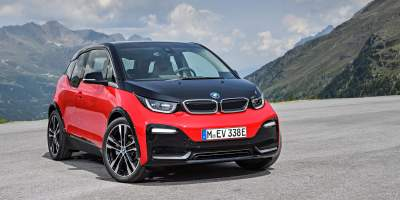 BMW unveils new sporty i3 - The i3s