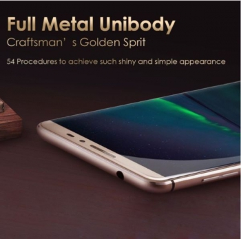 Coolpad Max A8 smartphone with a large screen and a discount
