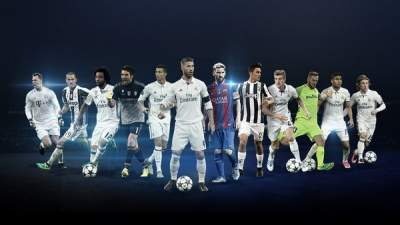 Messi, Ronaldo, Dybala Headline UEFA Best Player Award