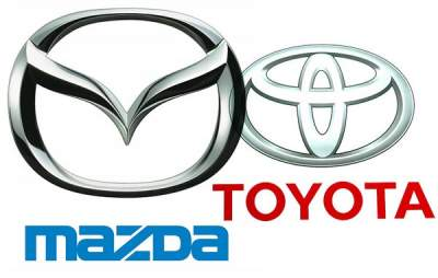Toyota and Mazda join forces for a factory in the United States