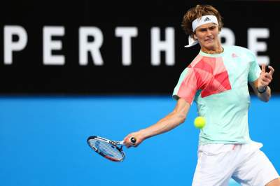 Zverev beats player from Barbados at US Open