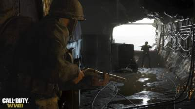 Get a first look at Headquarters in Call of Duty: WWII