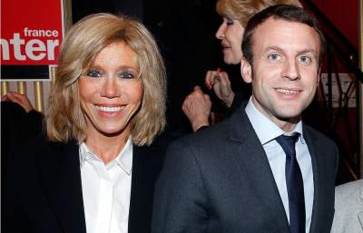 Brigitte Macron seeks to calm first lady storm with glossy interview