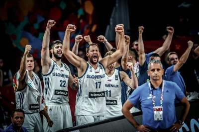 Eurobasket-2017: Slovenia did not let Latvia into the semi-finals