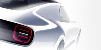 Honda Sports EV Concept teased