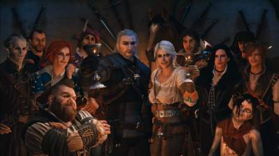 Who's who in The Witcher's wonderful 10-year anniversary video