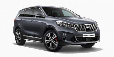 Sorento gets sporty: top-spec GT-Line among 2017 Kia SUV updates