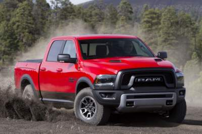 Nearly 500000 Ram Trucks Recalled Due to Fire Risk