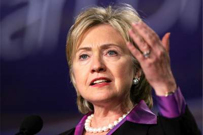 Electoral College 'Needs to be Eliminated — Clinton