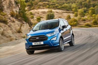 This is the 'new' Ford EcoSport