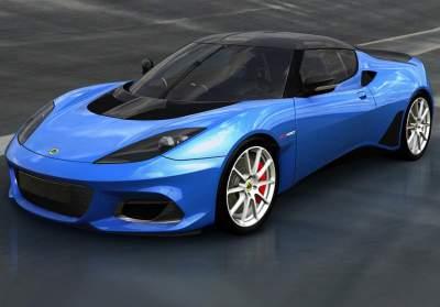 Lotus Evora GT430 Sport Unveiled