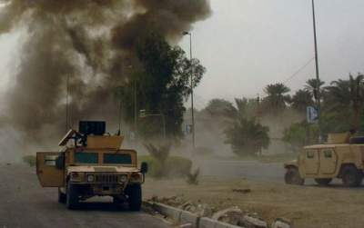 Militants attack convoy in Egypt's Sinai, kill 2 police