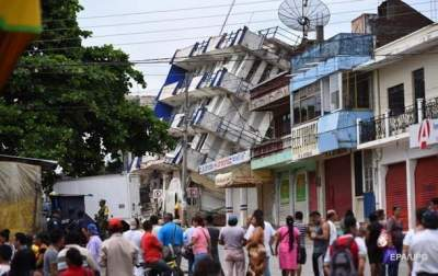 About 40000 Homes Damaged by natural disaster in Chiapas, Mexico