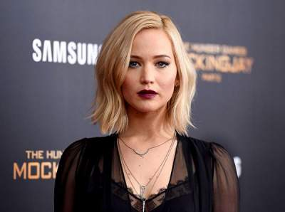 Jennifer Lawrence has shared her plans for motherhood