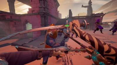 Game Mirage: Arcane Warfare to offer free and forever