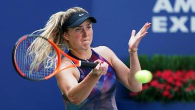 Elina Svitolina To Reach US Open Elite Eight