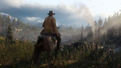 The New Red Dead Redemption 2 Trailer Is Out Now
