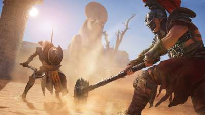 Meet the evil forces in Assassin's Creed: Origins
