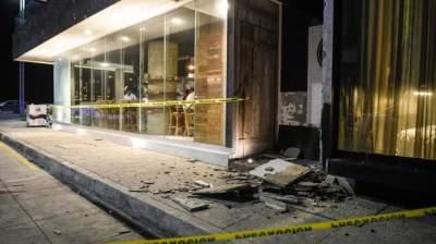 В Мексике произошло мощное землетрясение с погибшими