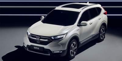 No diesel engine for new Honda CR-V as crossover goes hybrid