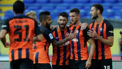 Napoli back down to earth after Shakhtar