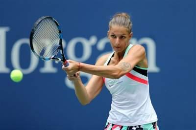 Young American nearly knocks off No. 1 Karolina Pliskova