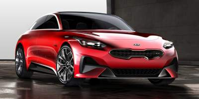 Pretty Tease: Kia Proceed Concept Is Yet Another Shapely Wagon