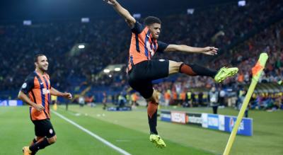 Champions League: attractive Shakhtar's win over Napoli
