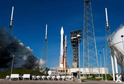 SpaceX to launch secret spy craft mission today, if weather cooperates