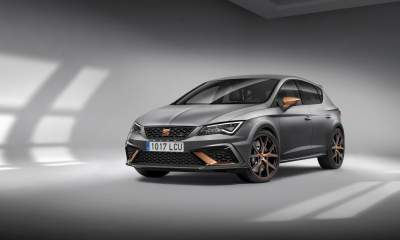 Seat Leon Cupra R revealed ahead of Frankfurt motor show