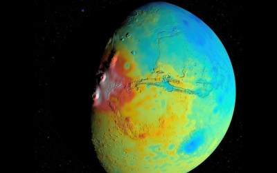 Scientists made a big discovery about Mars