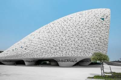 Так выглядит самая современная в мире мечеть. Фото