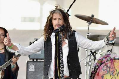Aerosmith's Steven Tyler suffered seizure