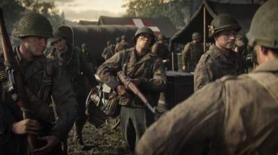 Story trailer revealed for Call of Duty: WWII