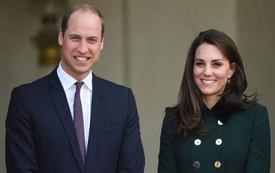 When is Kate Middleton expecting?