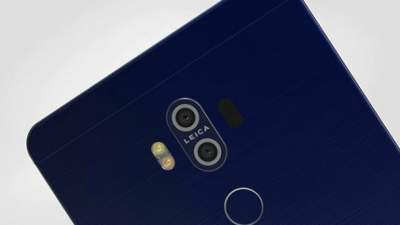 Huawei Mate 10 to come with a massive 4000 mAh battery