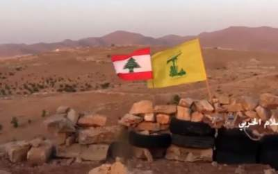 Air strike kills seven Hezbollah fighters in Syria
