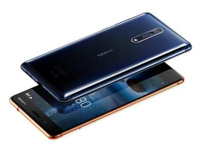 Nokia 8 sale debuts in India at Rs