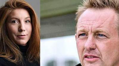 Swedish journalist Kim Wall's torso had needlestick wounds, according to prosecutor