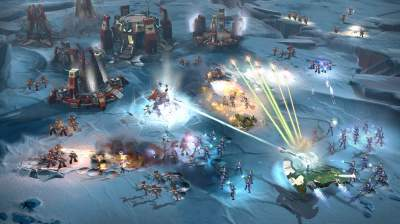 Warhammer 40000: Dawn of War III received the biggest upgrade