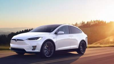 Tesla Recalls Model X SUV for Second-Row Seat Issue