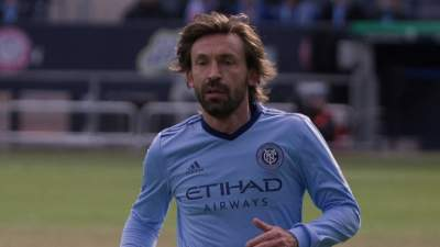 New York City's Andrea Pirlo to retire at end of MLS season