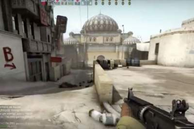 Valve unveils new version of Counter-Strike's Dust 2 map